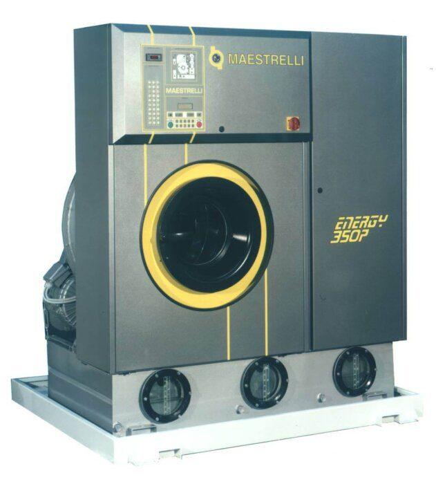 Машина для химчистки одежды MAESTRELLI