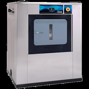 Барьерная стиральная машина для прачечной